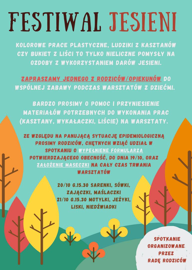 Festiwal jesieni
