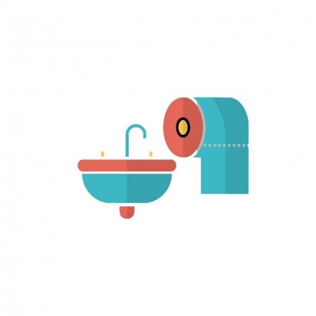 Toaleta w żłobku