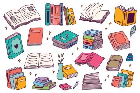 Zbiórka książek!
